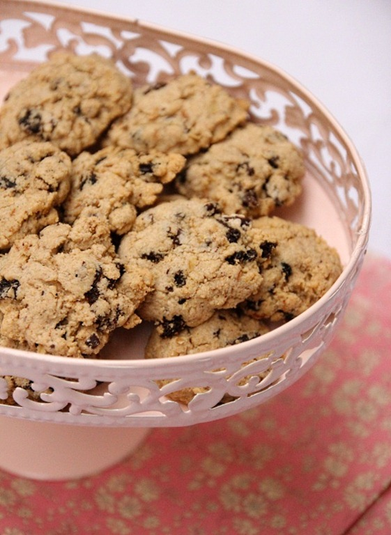 cookies raisins cannelle