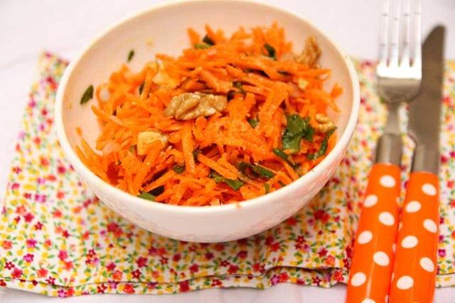 salade de carotes