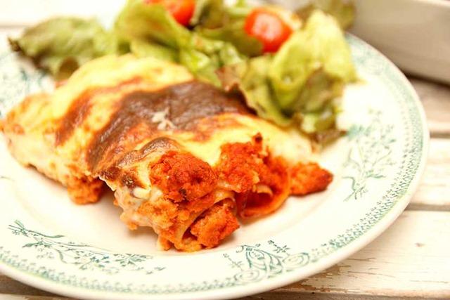 Cannellonis végétarien