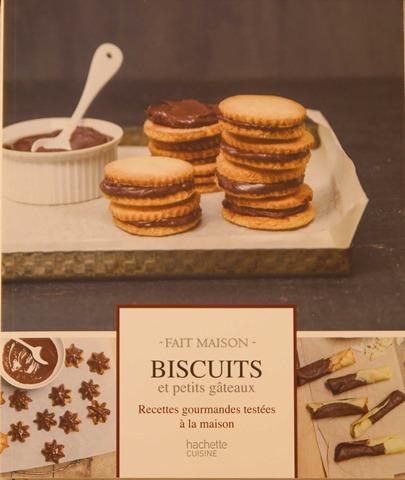 Livre Biscuits