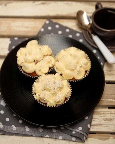 Cupcakes noix de coco vegan