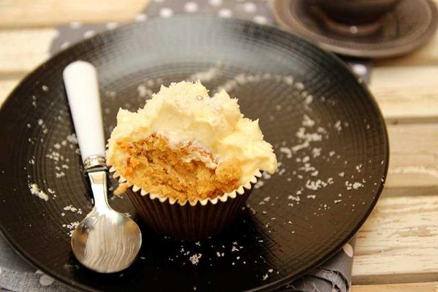 cupcakes extrème coco vegan