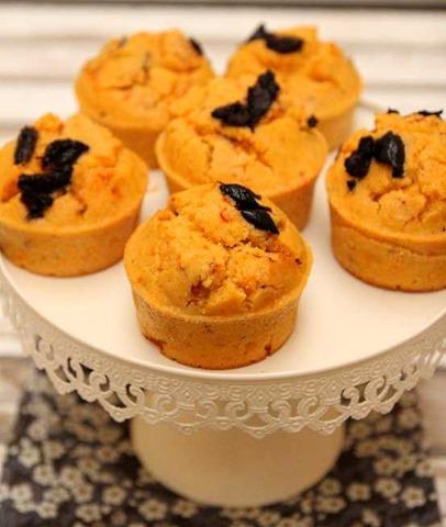muffins sans gluten salé