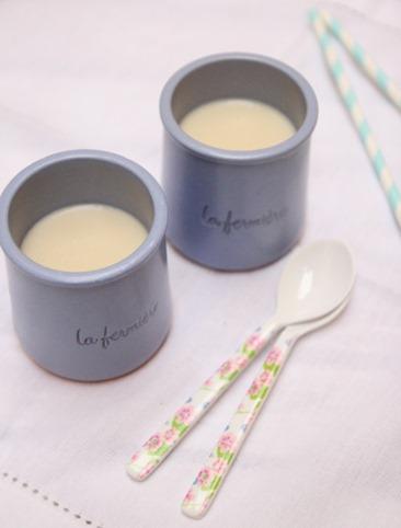 petits pots de crème a la noix de coco